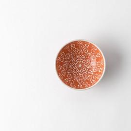 Tat ciotola 12.5cm col arancio