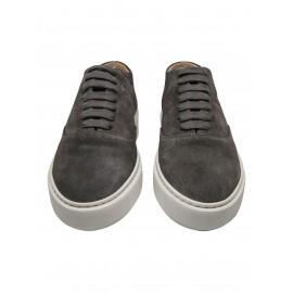 Sneakers uomo in pelle...